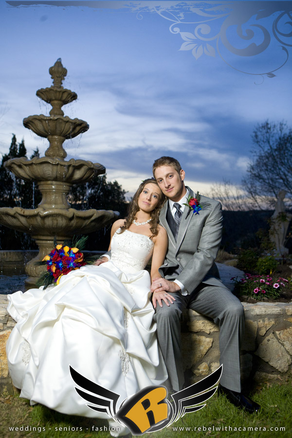 nature's point wedding pictures on lake travis