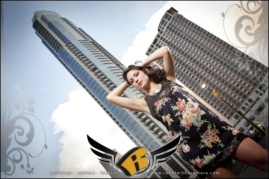 fabulous senior portraits in austin texas at the state capital