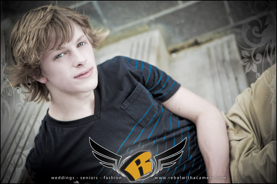 the most dramatic boy senior portraits in austin texas