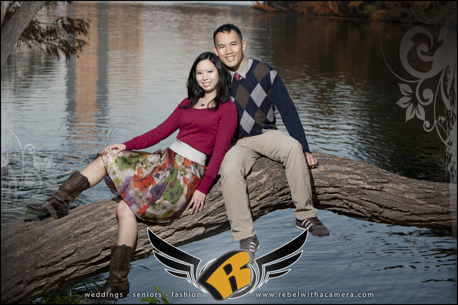 stunning engagement portraits at long center in austin, tx