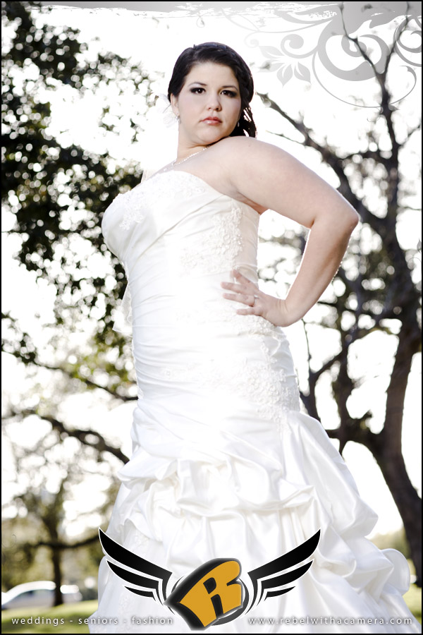 bridal pictures at the long center in south austin texas