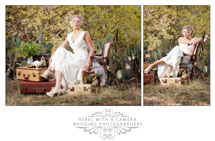 Crabapple Fredericksburg vintage country texas wedding