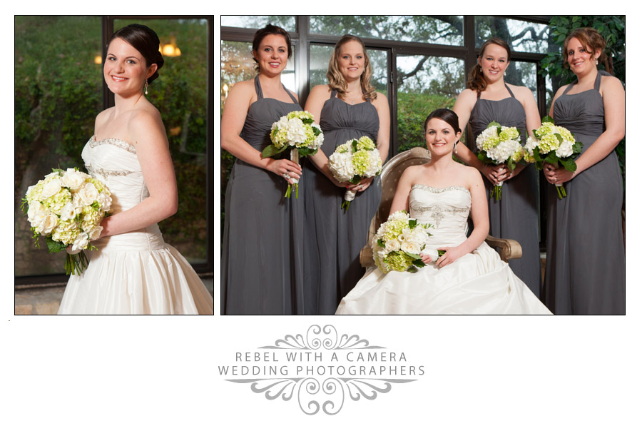 Elegant wedding photos at Nature's Point on Lake Travis