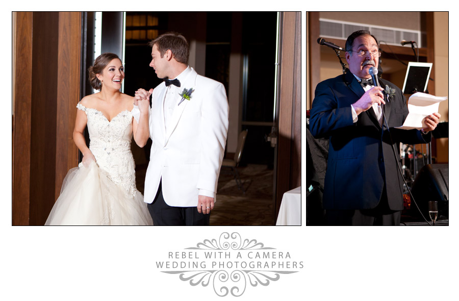 Fabulous wedding photos at the AT&T conference center University of Texas, Austin