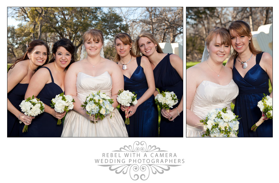 Kindred Oaks fun wedding photos