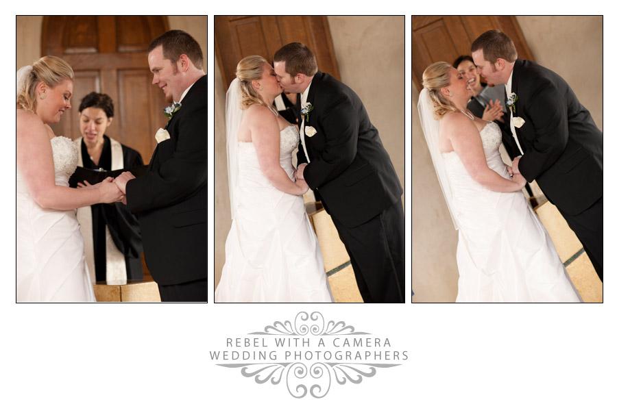 Beautiful wedding photos at Chapel Dulcinea