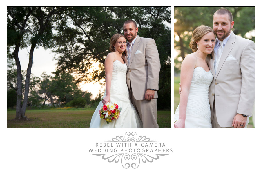 Kindred oaks wedding photos