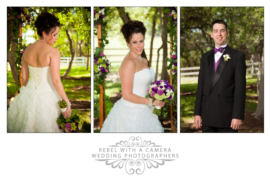 Wedding Photos at Angel Springs Event Center