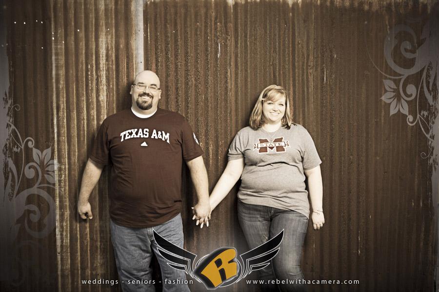 Granger, Texas, engagement session