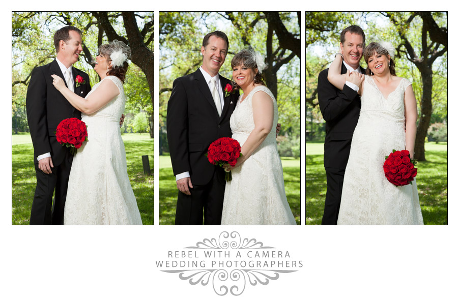 Wedding pictures at Green Pastures in Austin, Texas
