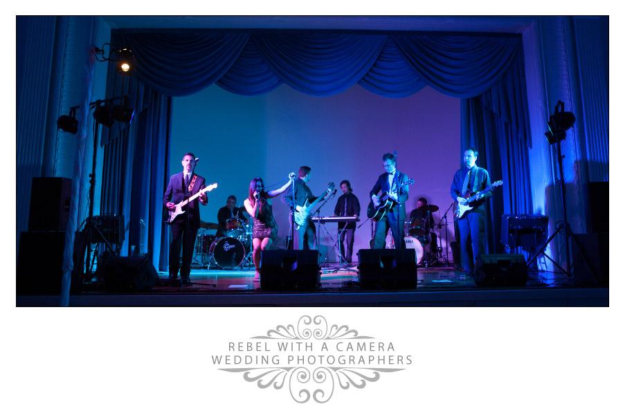 Romantic Texas Federation of Women's Clubs wedding photos