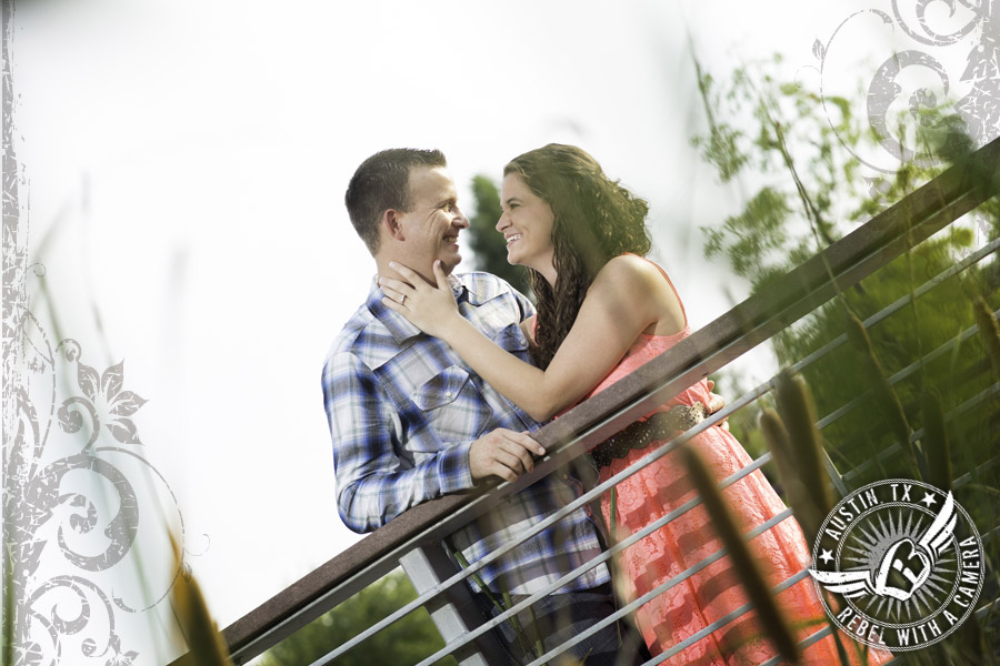 Butler Park Engagement pictures in Austin