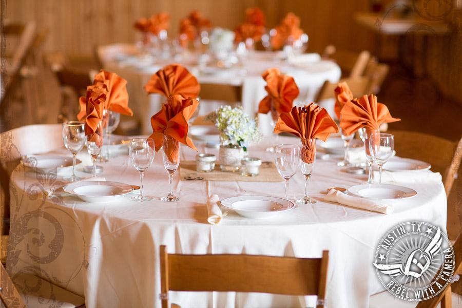 Beautiful fall wedding photos at Gabriel Springs