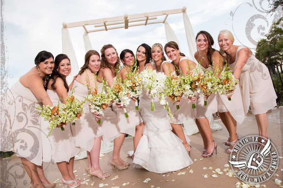 Fabulous Villa Antonia wedding photos