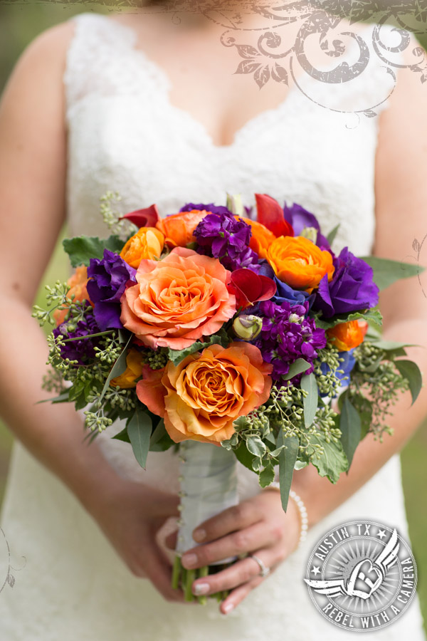 Bouquets of Austin bridal bouquet