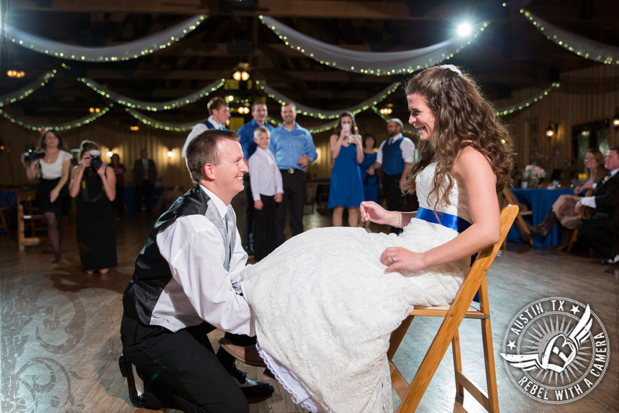 Fun and fabulous wedding photos at Gabriel Springs Event Center in Georgetown, TX