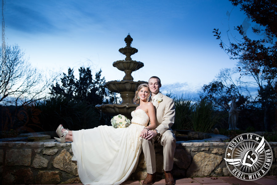 Beautiful wedding photos at Nature's Point