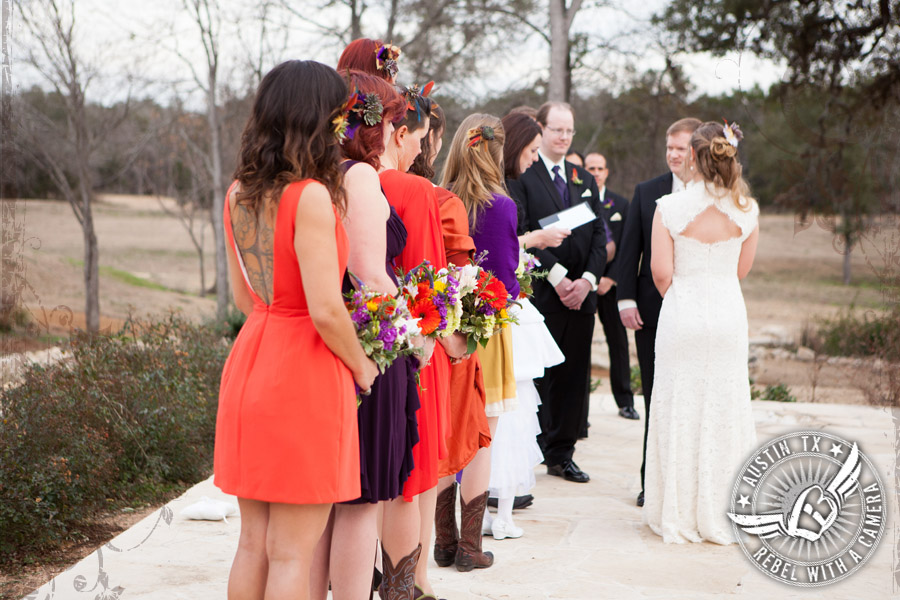 Unique and gorgeous wedding photos at Texas Old Town