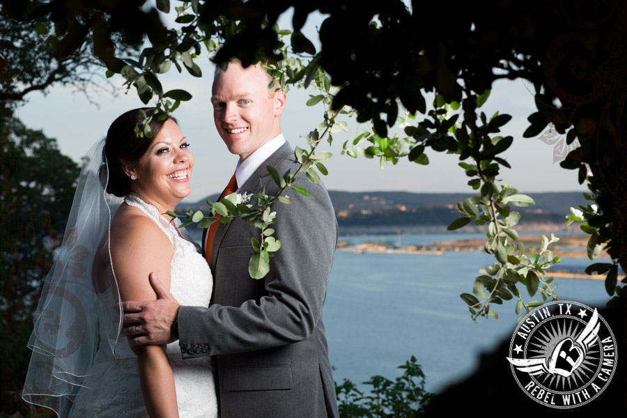 Breathtaking wedding pictures at Nature's Point