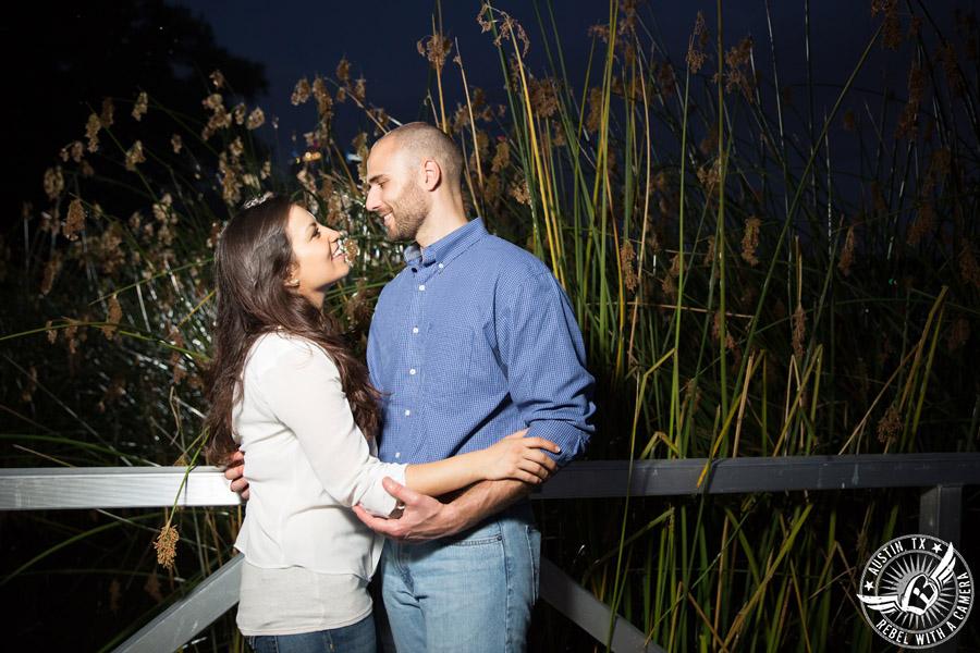 Austin, Texas, engagement portraits at Lady Bird Lake